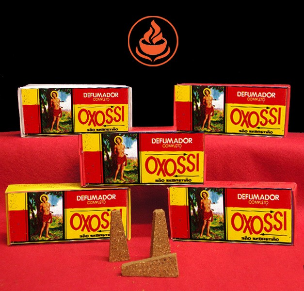 DEFUMADOR – OXOSSI