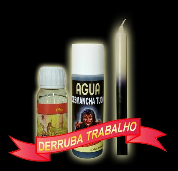 DERRUBA TRABALHO
