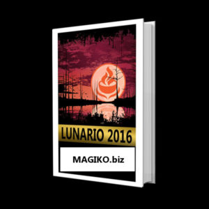 Lunario 2016 Shop @ Magiko