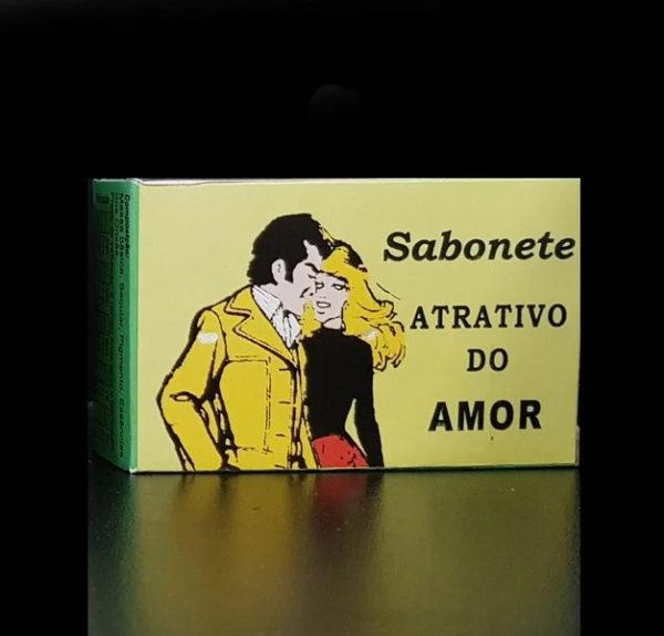 SAPONE ATRATIVO DO AMOR