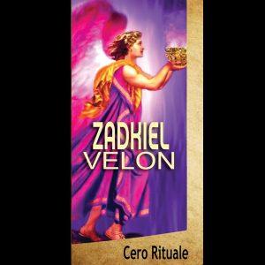 CANDELA DELL'ARCANGELO ZADKIEL CM 18.5X5.5