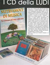 ESPOSITORE CD MUSICALI LUDY SOUND