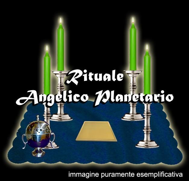 RITUALE ANGELICO PLANETARIO – ARCANGELO SAMAEL