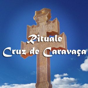 RITUALE CON TALISMANO CRUZ DE CARAVACA
