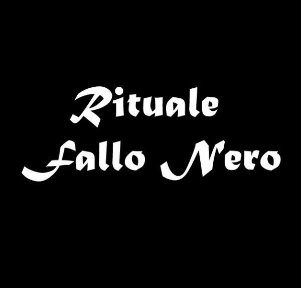 GRANDE RITUALE DEL FALLO NERO