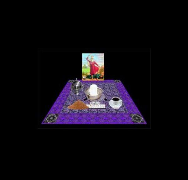 Rituali Voodoo Paquet