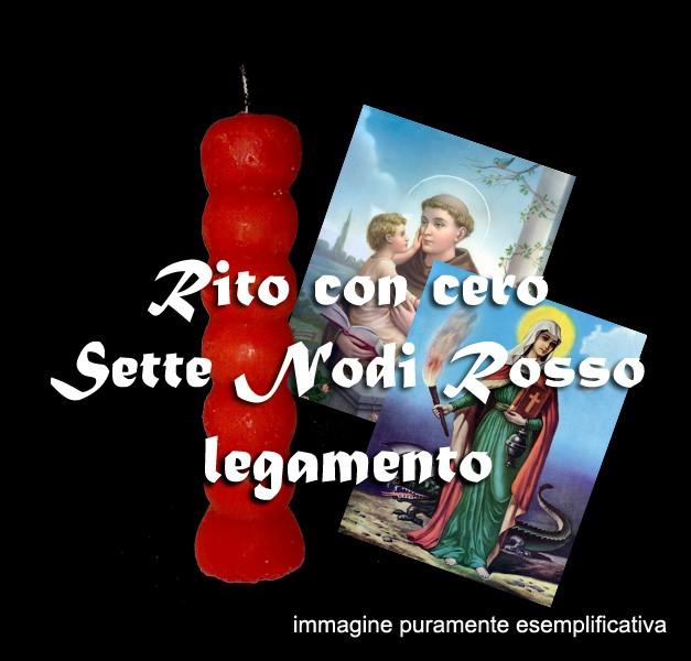 KIT SCONGIURO DEI SETTE NODI – LEGAMENTO