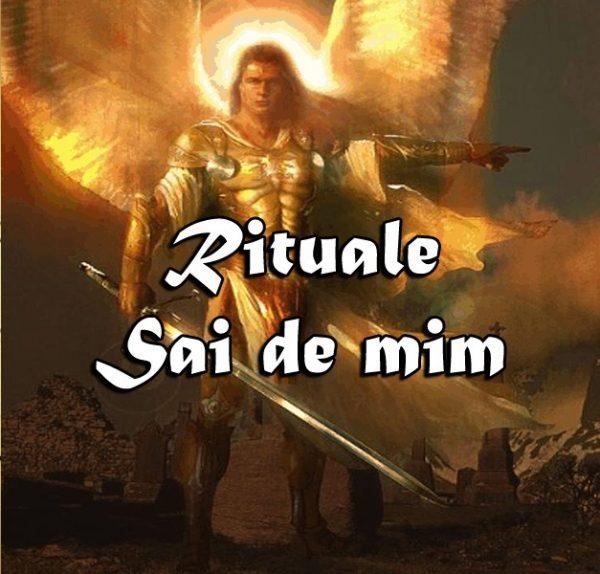 GRANDE RITUALE SAI DE MIM