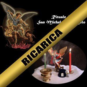 RICARICA PER GRAN RITUALE DI SAN MICHELE ARCANGELO