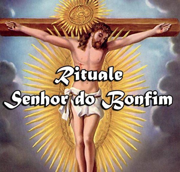 GRANDE RITUALE SENHOR DO BONFIM DA BAHIA