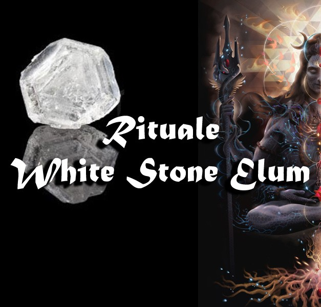 RITUALE WHITE STONE ELUM