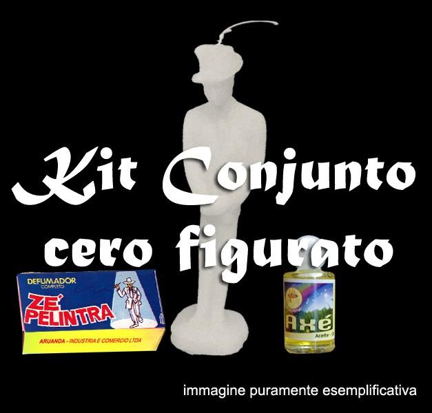 KIT RITUALE – CONJUNTO – CANDELA DI ZÉ PELINTRA – GIOCO D'AZZARDO
