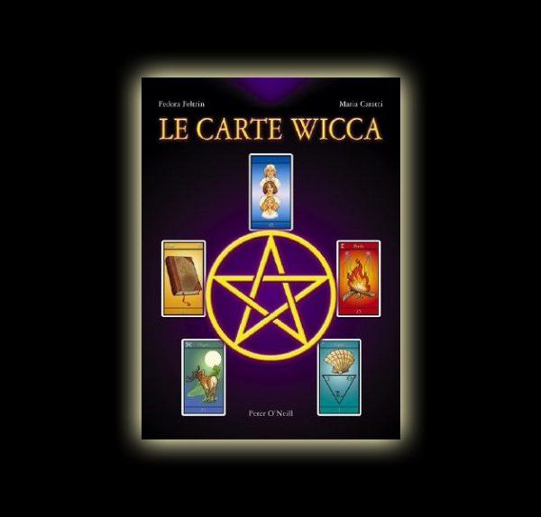 COFANETTO LE CARTE WICCA - MAZZO DI CARTE CON LIBRO