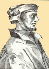 Cornelio Agrippa di Nettescheim (1486-1535) uno dei più importanti maghi-scienziati della rinascenza.