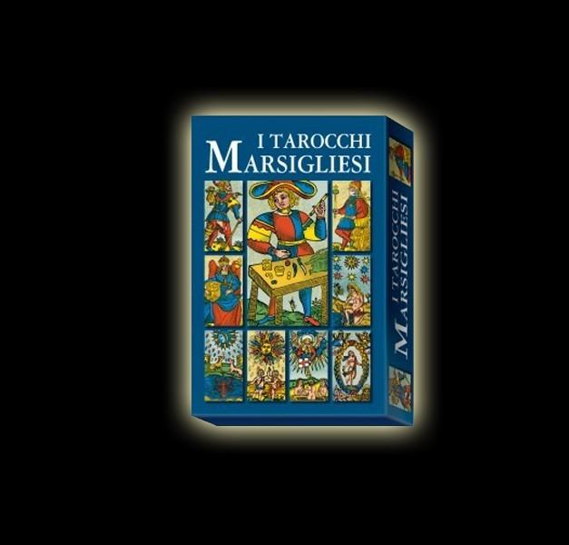 COFANETTO I TAROCCHI MARSIGLIESI – MAZZO DI CARTE + LIBRO