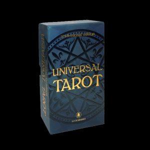 COFANETTO UNIVERSAL TAROT PROFESSIONAL - EDIZIONE MAZZO DI TAROCCHI CON LIBRO