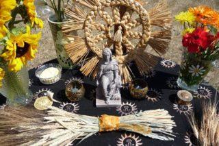 Lugnasadh (Lammas) Il Raccolto Inizia l'Autunno Esoterico