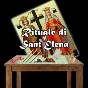 RITUALE DI SANT'ELENA