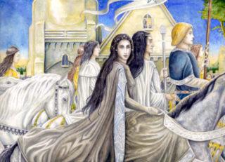 Midsummer's Eve (St. John's Eve) - Festival dei Solstizio d'Estate - Giorno di S. Giovanni.