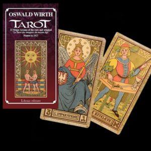 OSWALD WIRTH TAROT - EDIZIONE MAZZO DI TAROCCHI CON LIBRO