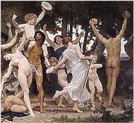 Yula (Yule) I Saturnali 21 Dicembre - Festa di mezzo Inverno