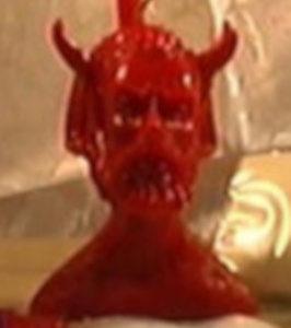Cero Amore Astaroth Rosso