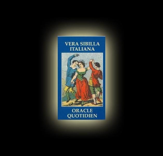 LA VERA SIBILLA ITALIANA - EDIZIONE LO SCARABEO