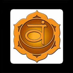 SECONDO CHAKRA – Svadhistana Chakra – 10 x 10 cm