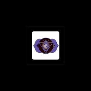 SESTO CHAKRA – AJNA CHAKRA – 10 x 10 cm